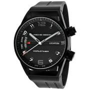 Porsche Design Worldtimer GMT Automatic Black Mens Watch 6750.13.44.1180
