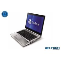 "HP EliteBook 8460P 14.0"" Standard Refurbished Laptop - Intel Core i5 2410M 2nd Gen 2.3 GHz 8GB SODIMM DDR3 SATA 2.5"" 500GB HDD DVD-RW Windows 10 Home 64-Bit"