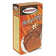 Manischewitz Artificially Flavored Honey Cake Mix Kosher For Passover 12 oz. Pack of