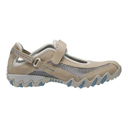 Women's Allrounder by Mephisto Niro Active Mary Jane Allrounder Black Shoes