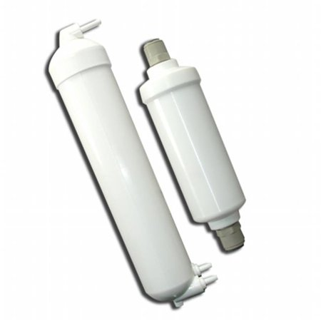 P-RO-6-RC-KIT Ultra-Compact Reverse Osmosis Water Treatment Replacement Kit 1 Multi-Stage Cartridge Vessel and 1 In-Line Filter