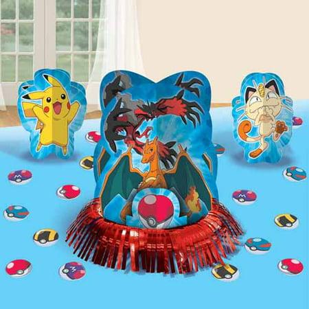 Pikachu and Friends Centerpiece Kit (Centerpiece Kit)
