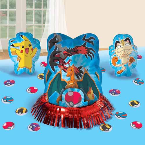 Pikachu and Friends Centerpiece Kit
