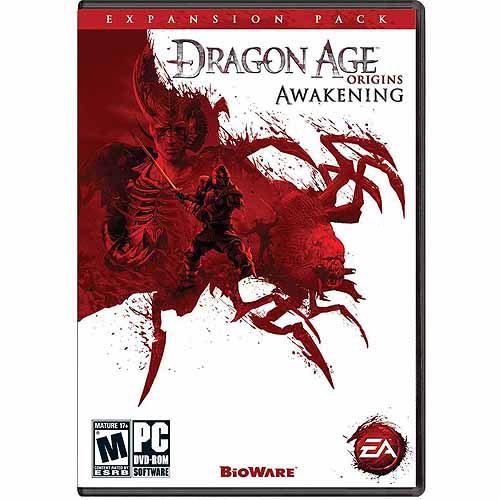 Electronic Arts 70576 Dragon Age Origins: Awakening Expansion Pack (Digital Code)
