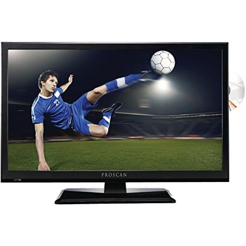 "PROSCAN PLEDV2488A 24"""" 1080p LED HDTV/DVD Combination electronic consumer"