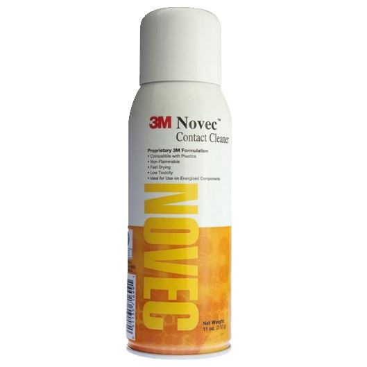 3M Novec Electrical Contact Cleaner, 11 oz Spray Can (1 p...