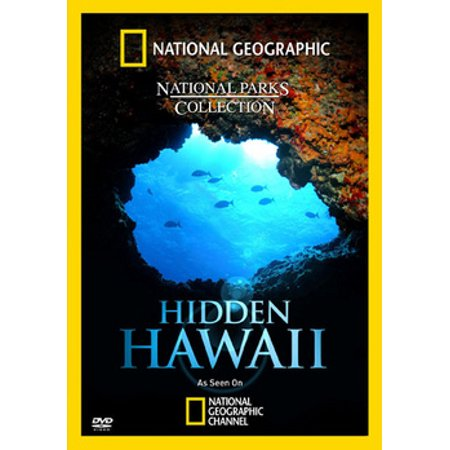 National Geographic: Hidden Hawaii (DVD)