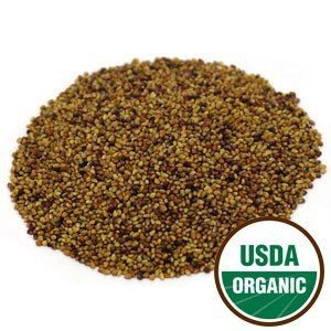 Starwest Botanicals Organic Red Clover Sprouting Seeds, 1 lb by Starwest