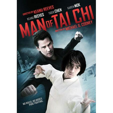 Man of Tai Chi (DVD) (Best Tai Chi In Nyc)