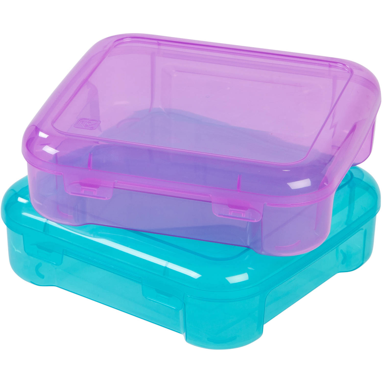 """6"""" x 6"""" Portable Project Case, Pack of 8, Pink"""