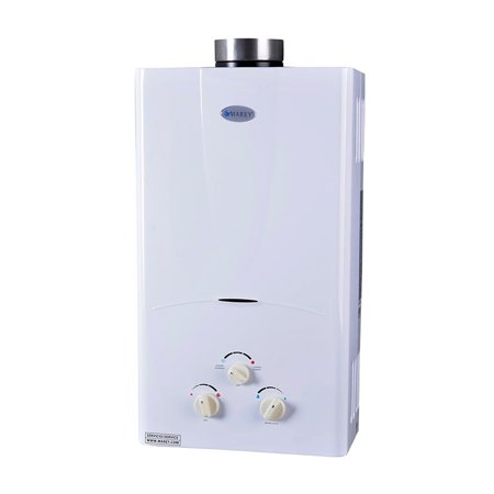 Hot Water Heater Home Shower Marey 2.7 GPM Liquid Propane Gas