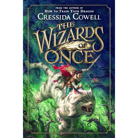 The Wizards of Once - eBook