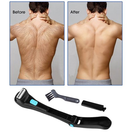 Professional electric back hair shaver removal groomer body trimmer professional electric back hair shaver removal groomer body trimmer healthy fs solutioingenieria Images