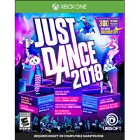 Just Dance 2018, Ubisoft, Xbox One, 887256028664