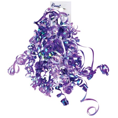 Mini Curl Swirls-Purple Iridescent - image 1 de 1