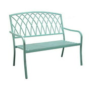 Innova S549-68 Lancaster Steel Outdoor Bench