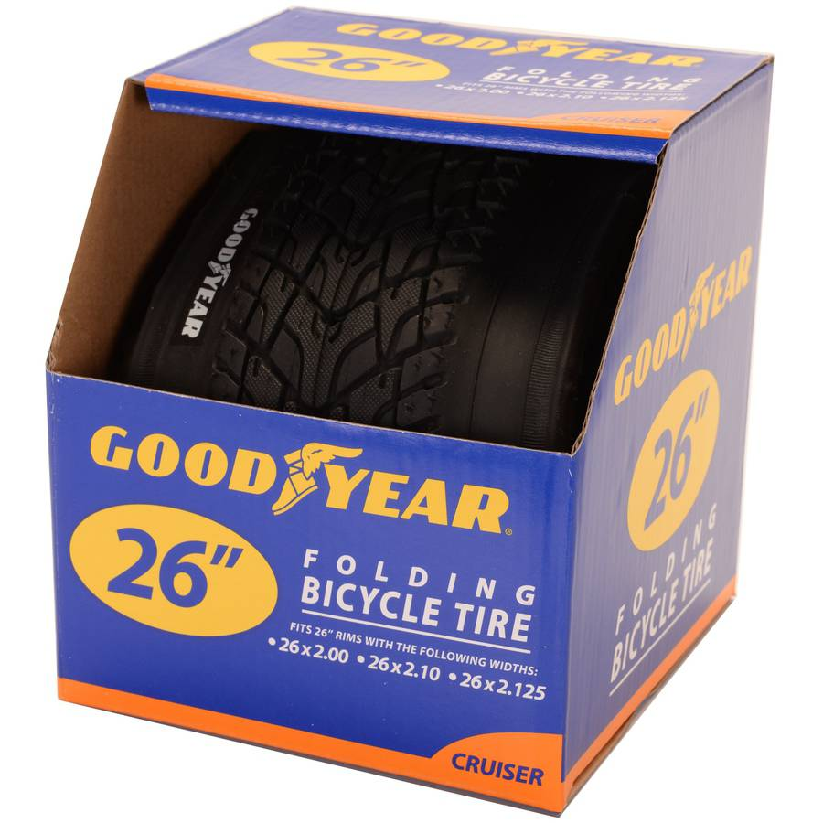 "Goodyear 26"" Cruiser Bike Tire"