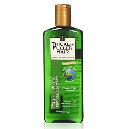 Thicker Fuller Hair Revitalizing Shampoo, 12 (Thicker Fuller Hair Revitalizing Shampoo)