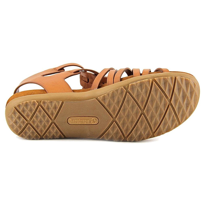 dd4e3b5122e6 BareTraps - Bare Traps Womens Robbie Open Toe Casual Gladiator Sandals -  Walmart.com