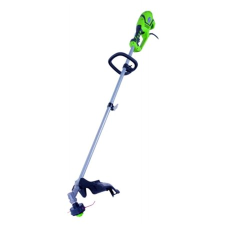 Greenworks 21142 10 Amp 18 in. Electric String Top Mount Trimmer