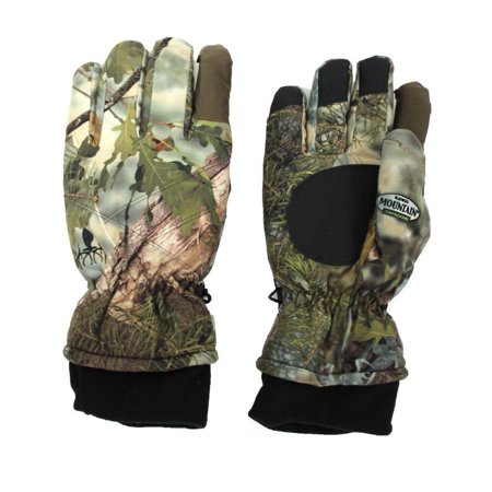 King's Camo Insulated Glove, Mountain Shadow, Medium - Witch King Gloves