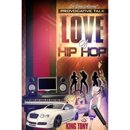 Provocative Talk Love of Hip Hop - eBook