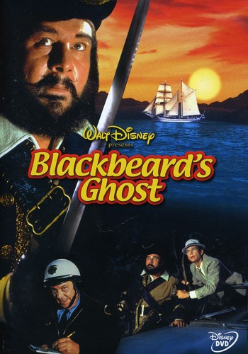 Blackbeard's Ghost (DVD) by Buena Vista Home Entertainment