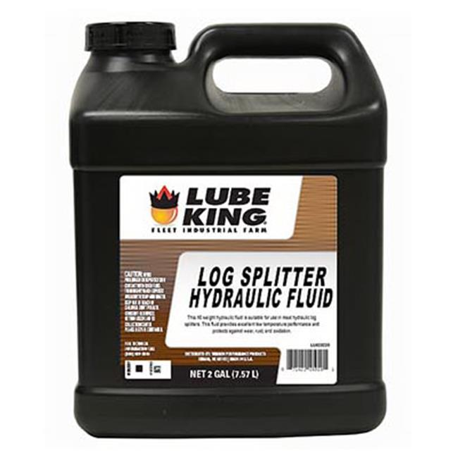 Lube King LU02322G Log Splitter Hydraulic Fluid Oil, 2 Gallon