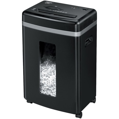 Fellowes Powershred B-121C 12-Sheet Cross-Cut Professional Paper Shredder