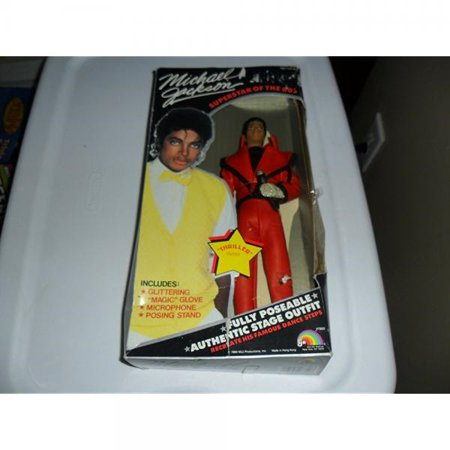 Michael Jackson Superstar of The 80's