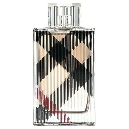 Burberry Brit Eau De Parfum, Perfume For Women, 3.4 Oz