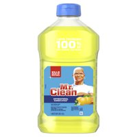 Mr. Clean Antibacterial Multi-Surface Cleaner, Summer Citrus, 45 fl oz