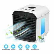 Air Conditioner 12V Portable Home&Auto Heat Sink Ice Air Condition Without Cell Delivery