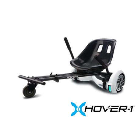 Hover-1 Kart Attachment for Electric Hoverboard, Transform Your Hoverboard into Kart - - Buy Back To The Future Hoverboard