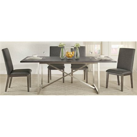 Pc Modern Dining Table Set
