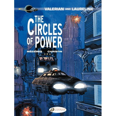 Valerian et Laureline (english version) - Tome 15 - The Circles of Power - eBook