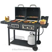 Walmart Grill Gas/charcoal Combo Grill