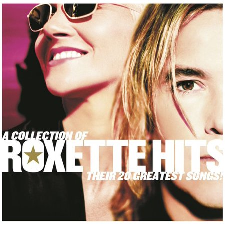 Collection Of Roxette Hits: Their 20 Greatest Songs - Halloween Party Songs Cd