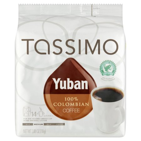 Tassimo Colombian Coffee and Coffee-mate Creamer Bundle