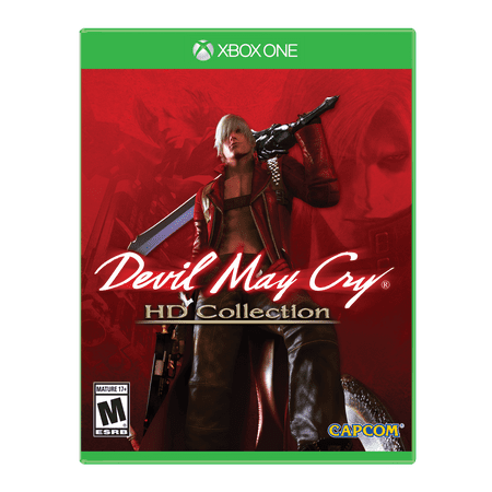 Devil May Cry HD Collection, Capcom, Xbox One,