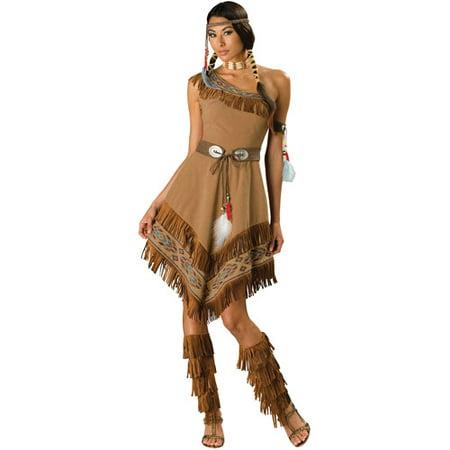 Native American Maiden Adult Halloween Costume