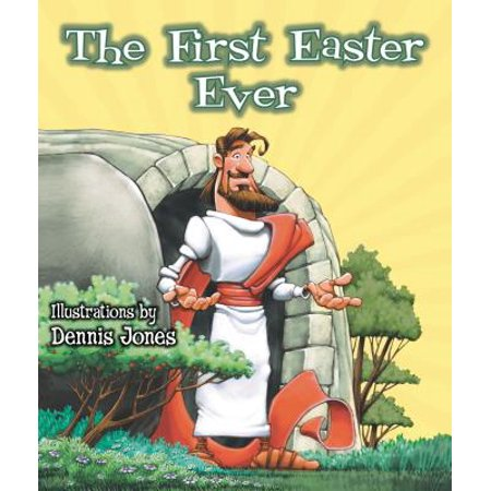 The First Easter Ever (Paperback) (Best Easter Bonnets Ever)