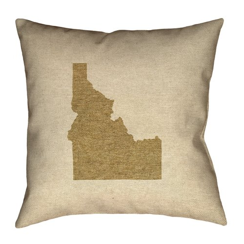 Ivy Bronx Genibrel Idaho Pillow