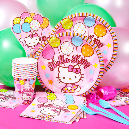 Hello Kitty Party Pack for 8
