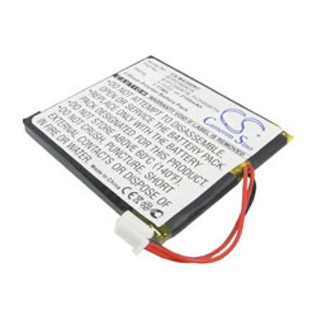 Replacement for CRESTRON STX-1600 BATTERY replacement battery