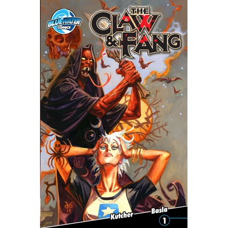 Claw and Fang #1 - eBook Hoping to fill an unknown void in his mundane existence, Justin has given up on life in the real world choosing to live in a virtual one. The Firewoman forces the eternal Warrior King back into the real world when she bestows upon him the ancient Shaman relic that controls the fate of two worlds. A relic promised to a powerful demon.