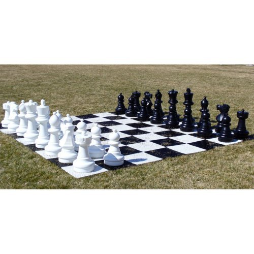 Garden Chessmen Set