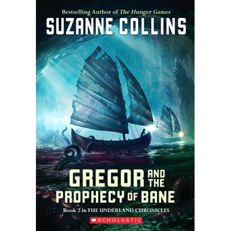 Gregor and the Prophecy of Bane](Bane Without The Mask)