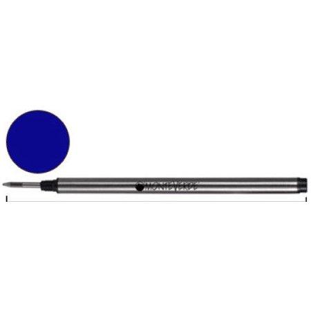 Mont Blanc Ink Refills (Montblanc Refill by Monteverde Blue-Black Medium Point Rollerball Pen-Mont Blanc )