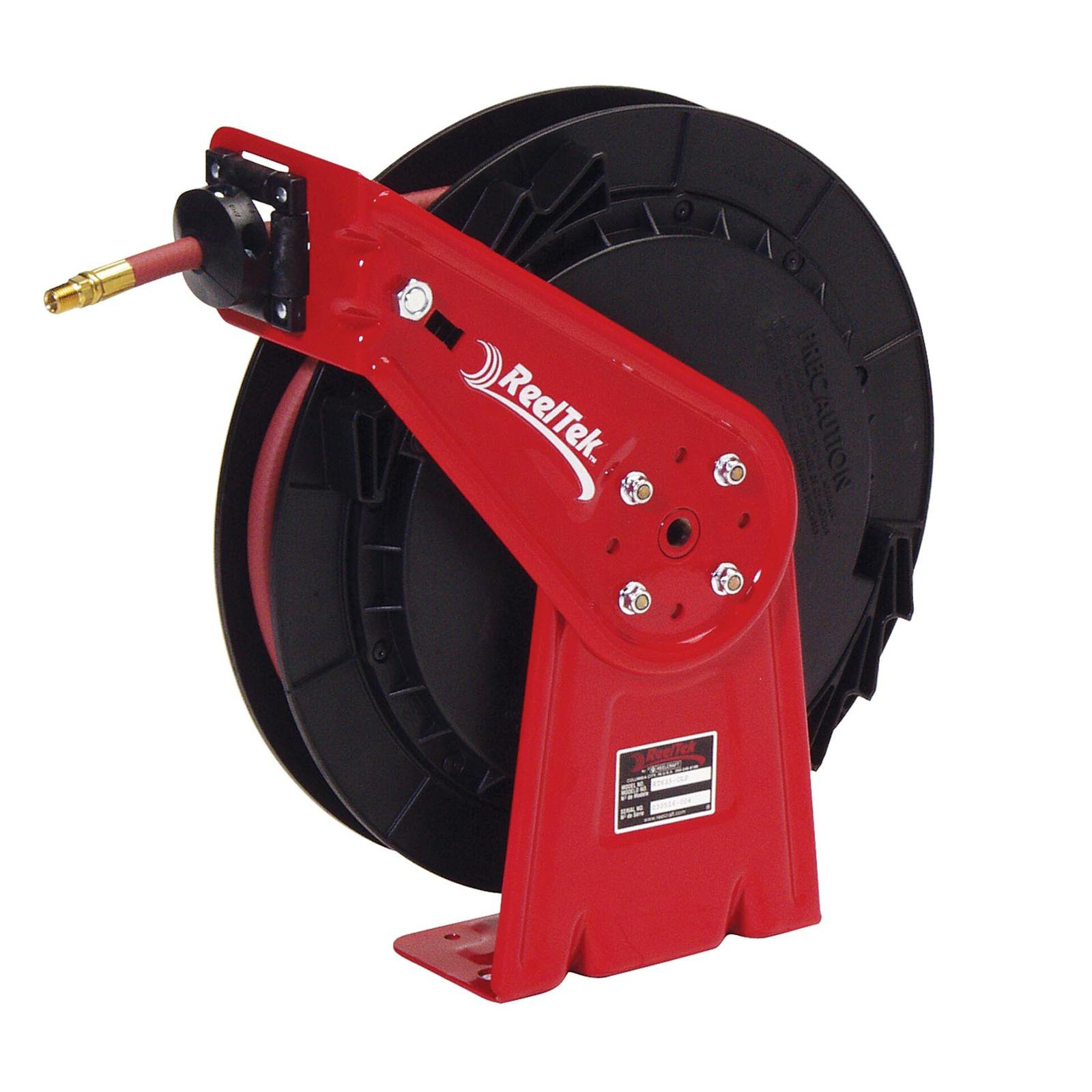 Industrial Strength Air & Water Hose Reel